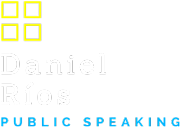 Daniel Ríos - Public Speaking